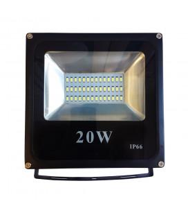 Светодиодный прожектор SMD-20W-IP65-12V PRO
