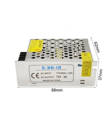 Блок питания HTA-12V35W