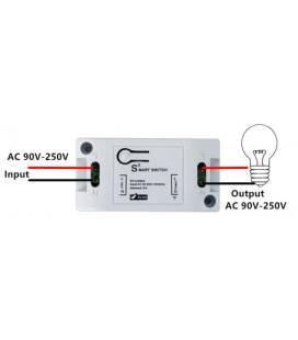 Модуль-приемник радио реле, Smart 2, 220 В, 10 А