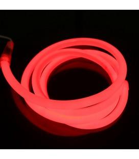 Светодиодный неон круглый, 360°, SMD2835,120 диодов, ⌀14 мм, 220 Вольт, IP67