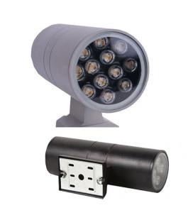 """Настенный светильник - """"ALT"""" , 220 В, 24 Вт, IP66, 3500К"""