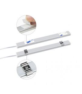 Линейный светильник с выключателем от взмаха руки,4500K, 14 Вт, 100 см