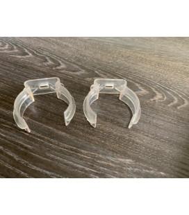 Крепеж для SPI трубки круглой формы, 2 шт.