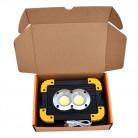 Переносной светодиодный прожектор