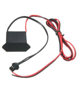 Контроллер для подключения EL провода (тонкого гибкого неона) к 12В DC