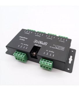 Усилитель-сплиттер SP901E, SPI/DMX, 4/8 порта