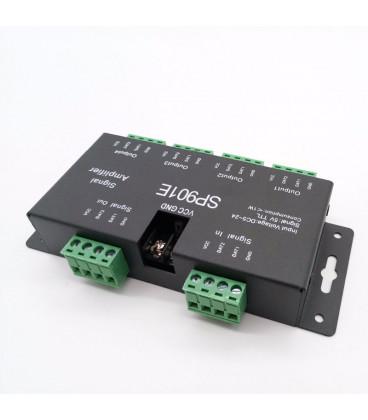 Усилитель SPI/DMX сигнала SP901E , 4 порта