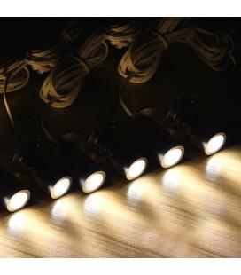 Комплект точечных витринных светильников