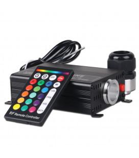 RGBW Источник света для оптоволокна, RF, D 16-20 мм, 220 В, 16 Вт