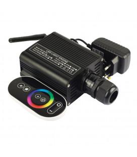 RGB Источник света для оптоволокна, RF, D 20 мм, 220 В, 16 Вт