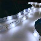 Светодиодная лента Zig-Zag (S - образная) с линзой Premium 6060, 20 LED, Белый, 12В, IP44