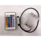RGB Светодиодная лента 5050, 60 д/м, бокс для батареек , 5 В, IP65, контроллер+пульт