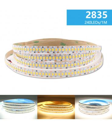 """Светодиодная лента """"Премиум"""" - 2835-240LED-P20-12V 5 м."""