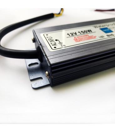 """Блок питания - """"Compact"""", 12 В, 150 Ватт, IP67"""