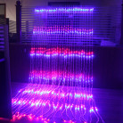 "Гирлянда занавес ""ВОДОПАД"" , 220 вольт, 600 Х 300 СМ, 640 LED"