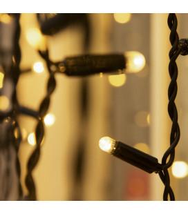Светодиодная гирлянда занавес, 220 вольт, 3*3 метров