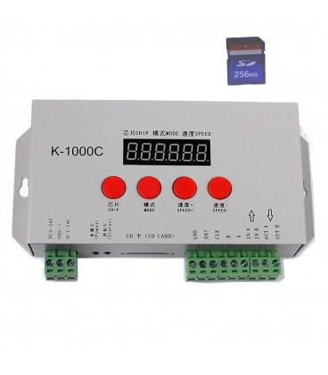 Программируемый SD card контроллер управления K-1000C