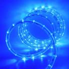 Светодиодный Дюралайт, круглый 360, d11 мм, 24 д/м, 220 В