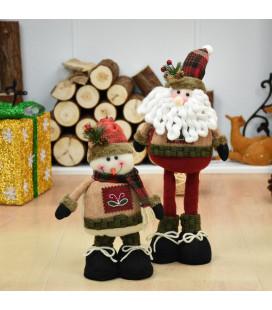 Настольная кукла Дед Мороз, 45 см