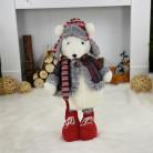 Кукла Мишка на севере 2, 55 см
