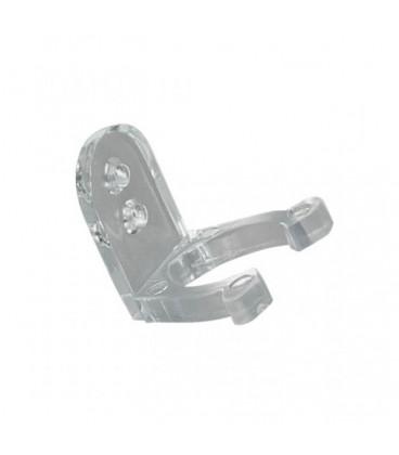 Крепеж светодиодного дюралайт круглый диаметр 11 мм