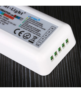 RGBW Контроллер Mi-light FUT028, радио, трансмиттер, 12-24В, 10А, 120-240Вт