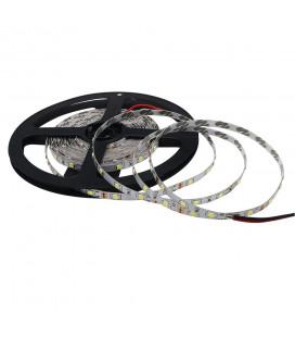 Светодиодная лента SMD 2835, 60 диодов/метр, узкая 5 мм, 12 В, цвет: белый, IP33 5м.
