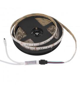 Светодиодная лента SMD5050-60LED-RGB-12V , Эконом 5м.