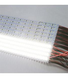 Светодиодная линейка SMD 4014, 144 д/м, IP33, 24 Вт,12 В
