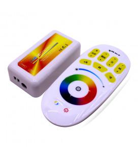 RGBCCT Контроллер, RF,12-24 В, 30 A, 360-720 Вт