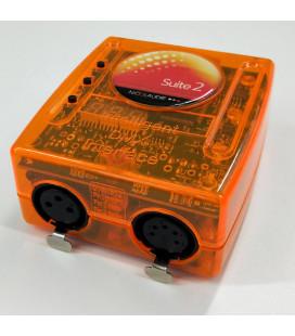 Контроллер Sunlite Suite2 FC SD-DMX, Daslight DMX Sunlite, Ch1536, 90-240 В, 15 Вт