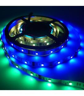 Программируемая лента Бегущий огонь RGB-30LED/M-6CH-IP33-12V Luxury 5м.