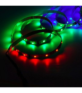 """Бегущий огонь"" RGB, 300 LED, 6 canal, IP20 (12V 6803 30led/m IP20 RGB) Luxury"