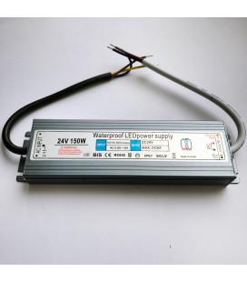 Блок питания Slim Compact 150 , IP67, 24 В, 150 Ватт