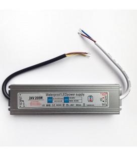 Блок питания Slim Compact 200 , IP67, 24 В, 200 Ватт