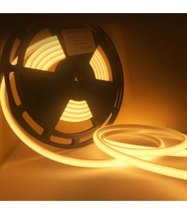 Термостойкая светодиодная лента ЛЮКС, SMD 2835, 180 LED/м, 14,4 Вт/м, 24В , IP68
