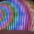 Светодиодная управляемая трубка SPI - RGB