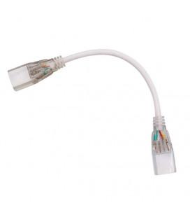 Гибкое соединение с проводом 14-15 см, 4 контакта (RGB), 15 мм, пин RGB