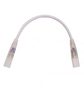 Гибкое соединение с проводом 14-15 см, 2 контакта, 12 мм, пин 6-7 мм.