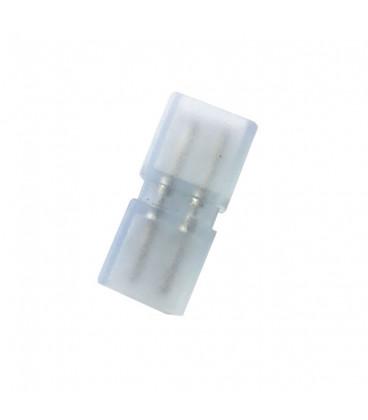 Соединяющий коннектор 2 контакта, 8 мм, пин 5 мм.
