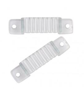 Крепеж силиконовый, 35х9х18 (внутренний размер) мм.