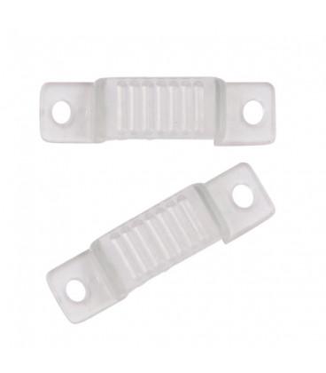 Крепеж силиконовый, 30х9х15(внутренний размер) мм.