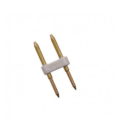 Pin коннектор для круглого гибкого неона 360 °