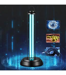 УФ бактерицидная лампа для дезинфекции, 38 Вт, с пультом ДУ