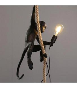 "Ceiling MONKEY подвесной светильник ""Обезьянка на канате"""