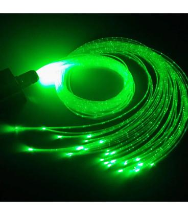 Световой оптоволоконнный кабель торцевого свечения (звездное небо), d 3 мм