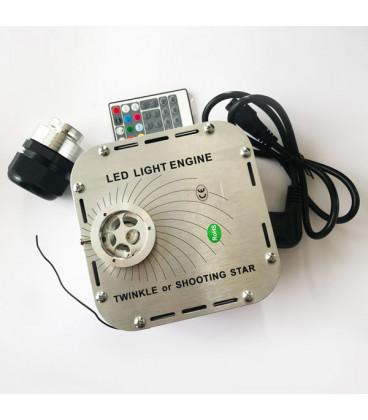 Источник света с эффектом мерцания звезд (Twinkle effect и эффект метеора), 10 выходов