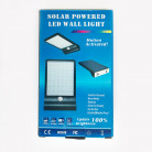 светильник на солнечной батарее