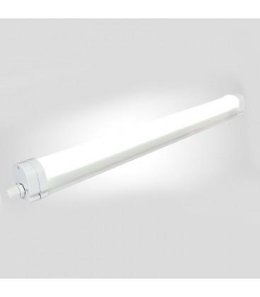 Пыле-влаго-защищенный светильник LX, 60см, белый