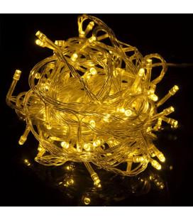 Светодиодный ЗАНАВЕС, 220В, 3х3 м, 304 диода, 16 нитей, IP65, соединяемый, PRO